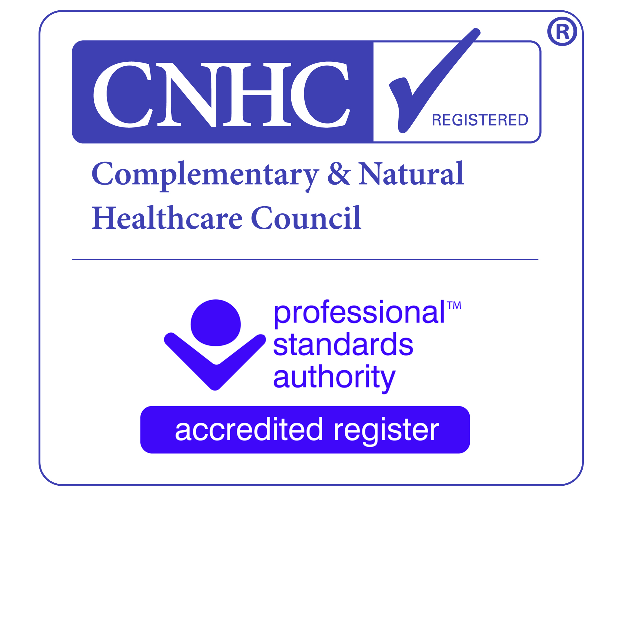 CNHC Registration Logo